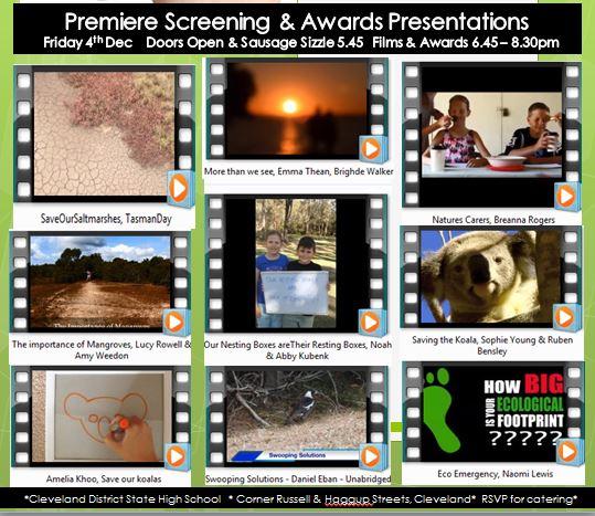 2015 screenings, clip