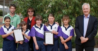 Bay View State School.Cicada.Awards.2011