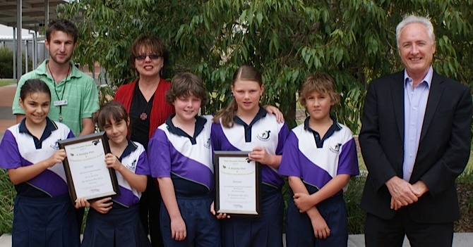 Bay View State School.Cicada.Awards.2011