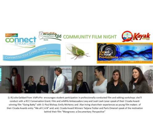 CTC Week Film Night banner