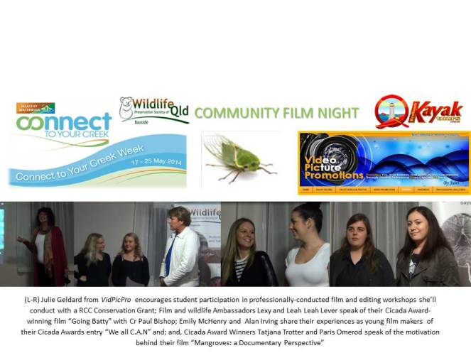 CTC Week Film Night banner