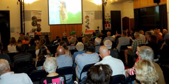 019 Cicada awards crowd from rear left 4 December 2015 comp